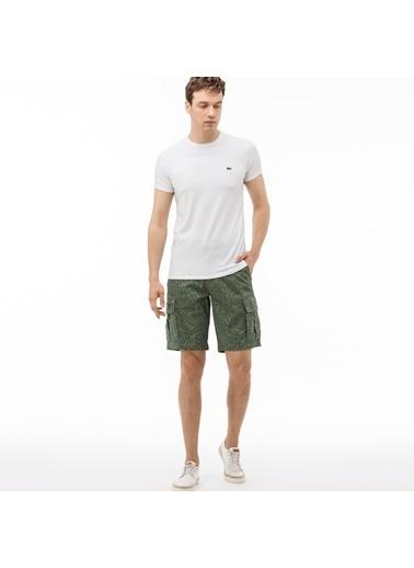 Lacoste Erkek  Bermuda FH0906.06Y Yeşil
